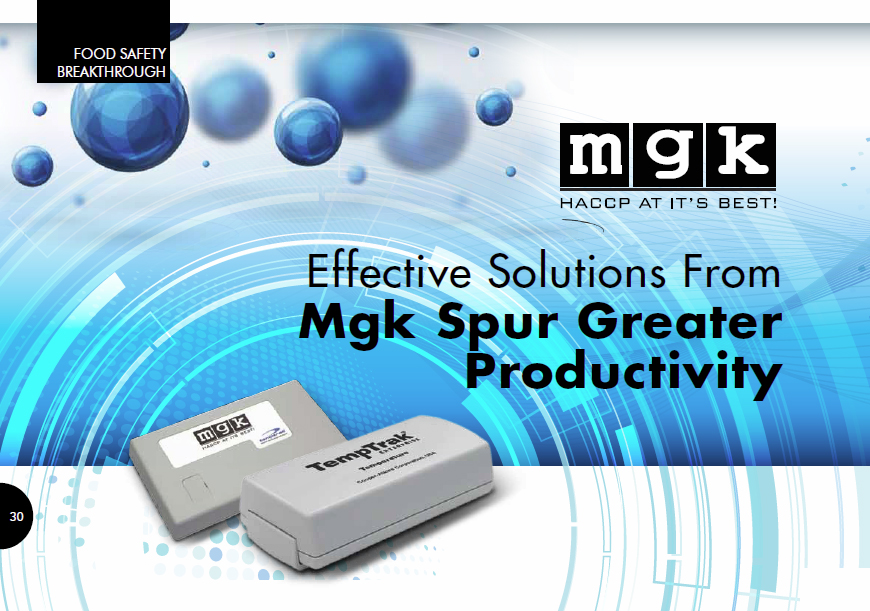 Effective Solutions From Mgk Spur Greater Productivity