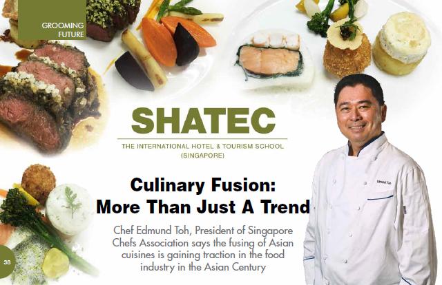 SHATEC – The International Hotel & Tourism School (Singapore)